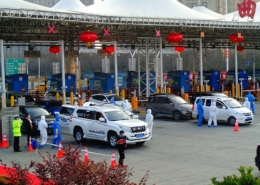Commercio Cina Coronavirus